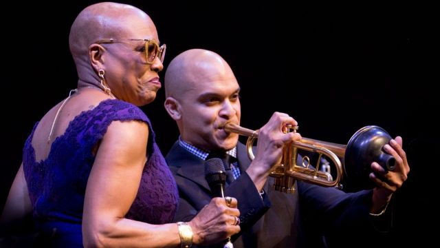 Dee Dee Bridgewater & Irvin Mayfield with the New Orleans Jazz Orchestra
