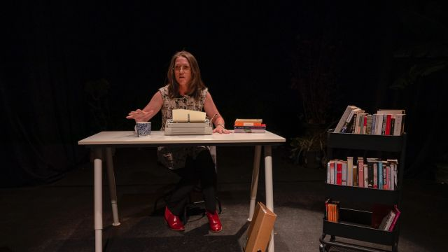 Two Short Plays: The Pash & An Evening With The Vegetarian Librarian