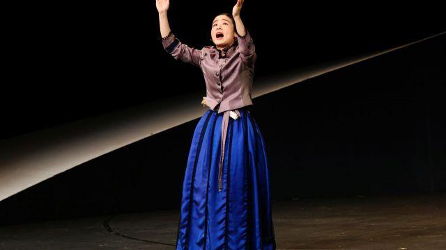 Ukchuk-Ga Pansori Mother Courage