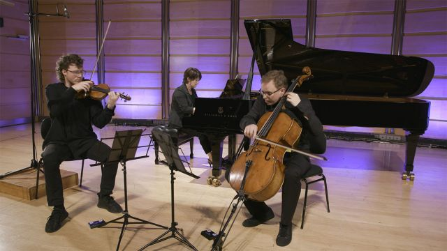 Selby & Friends present Beethoven's Ghost