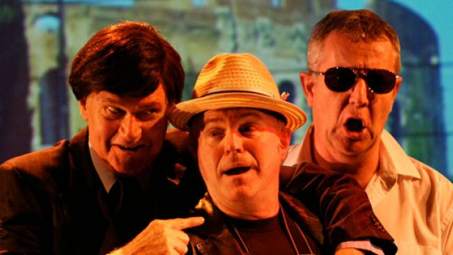 THE WHARF REVUE – DEBT DEFYING ACTS