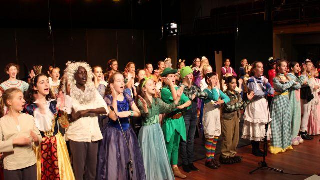 Junior Theatre Celebration Day for Australia