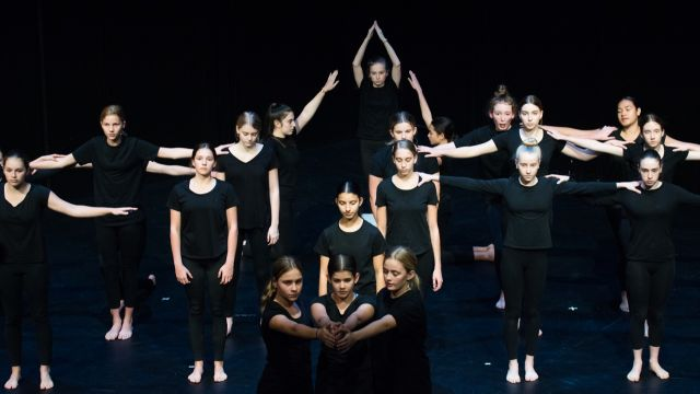 Queensland Theatre Tours Schools with The Scene Project