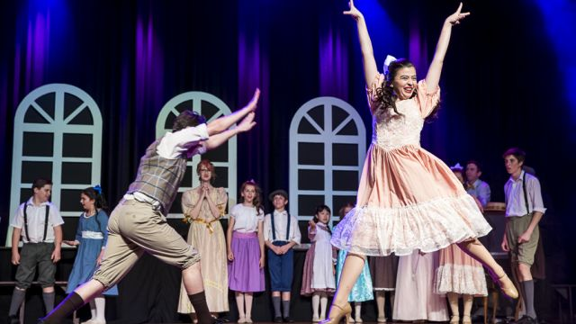 The Music Man at Hornsby