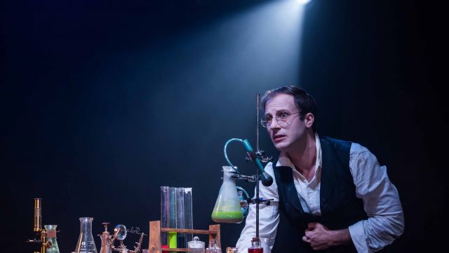 Spine Chilling Dr. Jekyll and Mr. Hyde for Castle Hill
