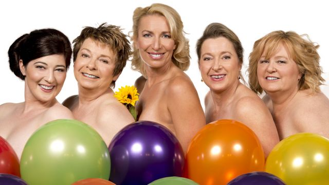 North Shore Calendar Girls Grin and Bare It All