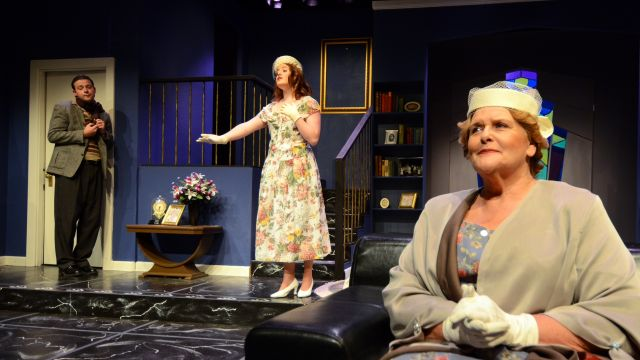 Present Laughter at Castle Hill