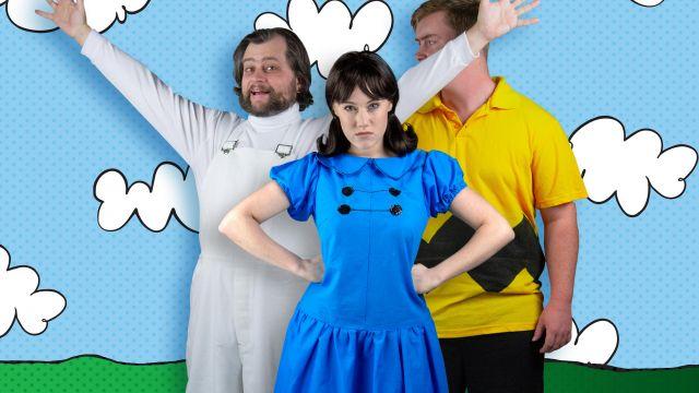 Song and Dance Snoopy at Miranda