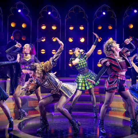SIX The Musical. Photographer: James D. Morgan - Getty Images