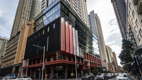 New City of Sydney Creative Studios in Heart of CBD