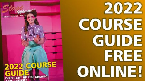 Directory of Performing Arts Courses 2022