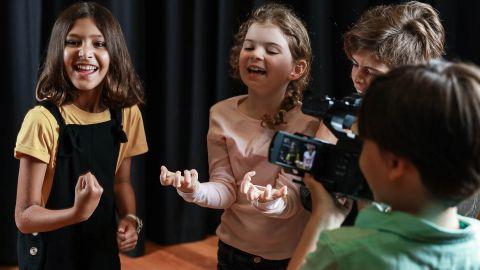 NIDA Summer Program Enrolments Spike as Kids get 'Back into Life'