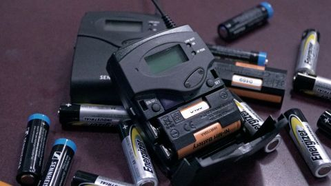 Batteries, Maths and Landfill