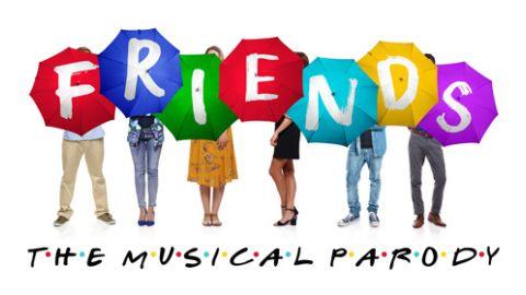 Friends! The Musical Parody Cast Announced
