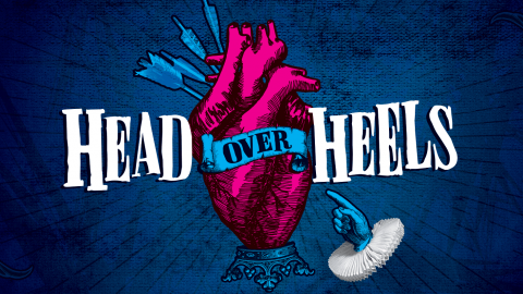 Australian Premiere of Head Over Heels at The Hayes