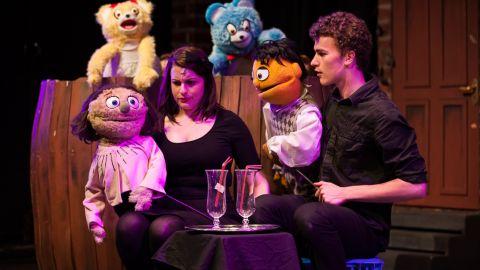 Avenue Q Puppets - full set