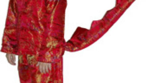 Chinese style costumes