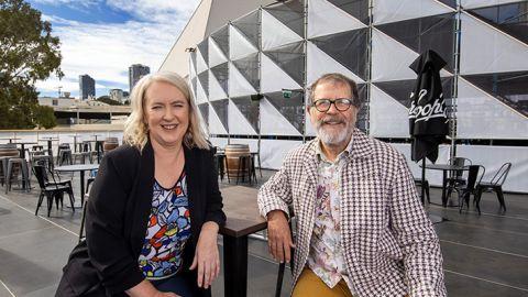 Adelaide Festival 2021 Opens