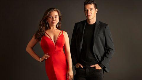 Australian Cast for Moulin Rouge!