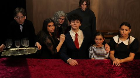 Addams Family Musical Set to Spook Up Stirling Stage