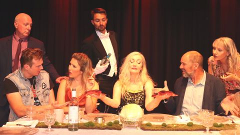 Dark Comedy on the Menu at Stirling