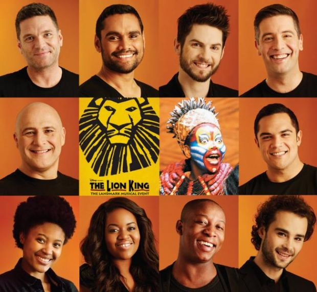 The Lion King Cast Announced Stage Whispers